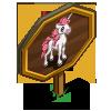 Camellia Unicorn Foal Mastery Sign-icon