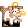 Fluffy Divine Cow-icon