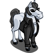 Greaser Horse-icon