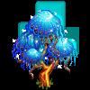 Jelly Blobs Tree-icon
