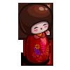 Kokeshi Doll-icon