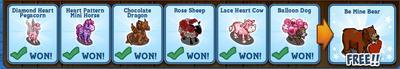 Mystery Game 139 Rewards Revealed