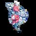 Rose Jewel Tree-icon