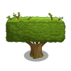Squat Hedge Tree-icon