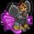 Ballerina Koala-icon