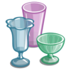 Dessert Glasses-icon