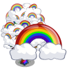 Giant Rainbow Tree-icon