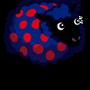 Polka Dots Sheep-icon