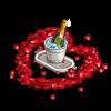 Romantic Bubbly Bucket-icon