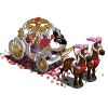 Romantic Carriage-icon