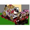 Romantic Carriage-icon