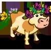Spring Cow-icon