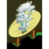 White Cloud Tree Mastery Sign-icon