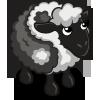 Yin Yang Sheep-icon