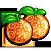 Batik Orange-icon