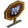Blue Leopard Mastery Sign-icon