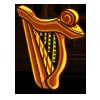 Gold Harp-icon