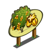 Golden Starfruit Tree Mastery Sign-icon