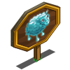 Ice Sheep Mastery Sign-icon