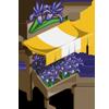 Iris Stall-icon