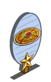 Kimchi Pancake 1 Star Mastery Sign-icon