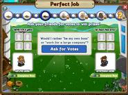 Perfect Job Question 5