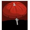 Red Umbrella-icon