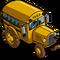 School Bus Plow-icon
