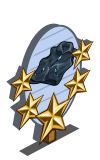Vinters Vest 5 Star Mastery Sign-icon