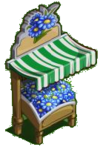 Blue Daisy Stall-icon