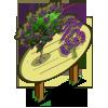 Catawba Crape Tree Mastery Sign-icon