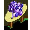 Giant Purple Bubble Gum Tree Mastery Sign-icon