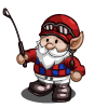 Jockey Gnome-icon
