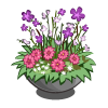 Oval Planter-icon