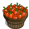 Red Pepper Bushel-icon