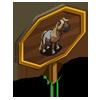 Shetland Pony Mastery Sign-icon