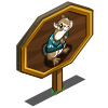 Sweater Chipmunk Mastery Sign-icon