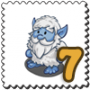 Yeti Gnome Stamp-icon