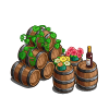 Assorted Vineyard Barrels-icon