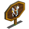 Aviator Pegasus Foal Mastery Sign-icon