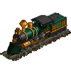 Evergreen Train-icon