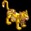 Golden Mountain Lion-icon
