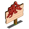 Red Nori Mastery Sign-icon