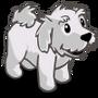 Sheep Dog Puppy-icon