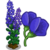Wild Indigo Bloom-icon