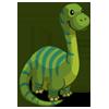 Brontosaurus-icon