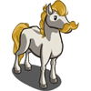 Mustache Horse-icon