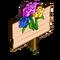 Ribbon Daisy Mastery Sign-icon