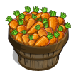 Baby Carrot Bushel-icon