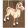 Palomino Quarter Horse-icon